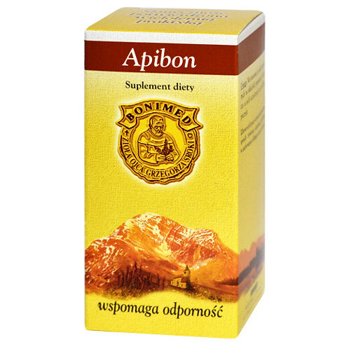 Bonimed - Apibon - Natural support for immune system 60 Caps