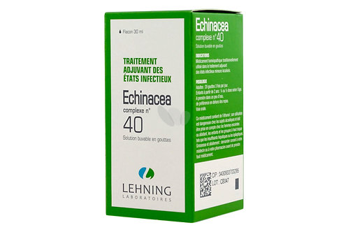 Lehning Echinacea complexe no40 30ml