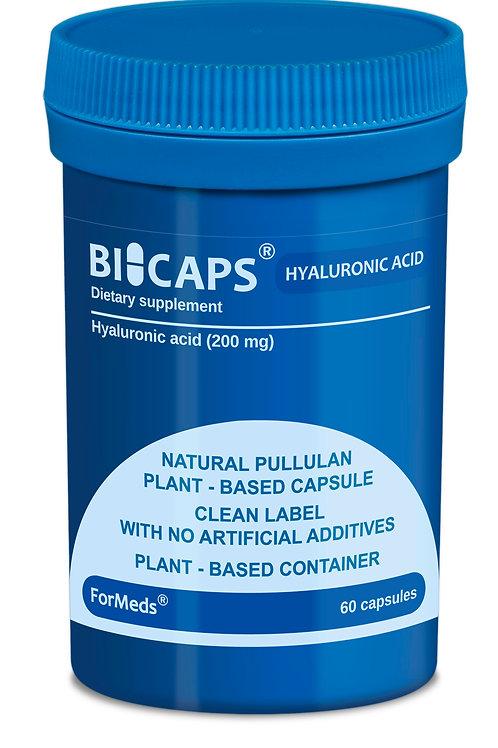 ForMeds BICAPS® Natural Pure Hyaluronic Acid 60 Caps