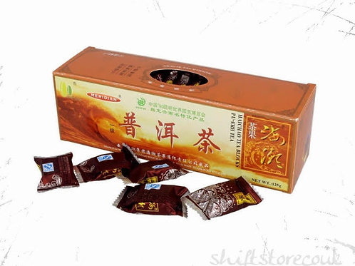 Meridian Haichao Tea Blocks Red Tea Pu-Erh 125g