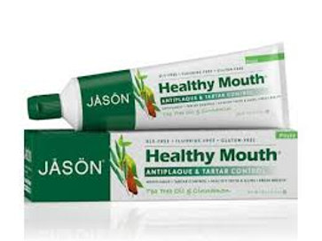 JASON HEALTHY MOUTH Tea Tree & Cinnamon 119g