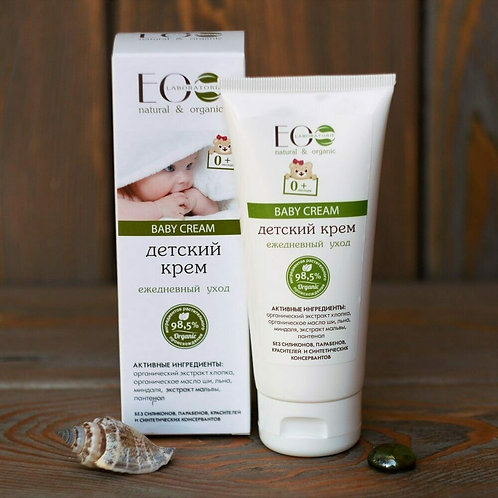 EO Laboratorie Natural & Organic Baby Cream Daily Care (0+) 100ml