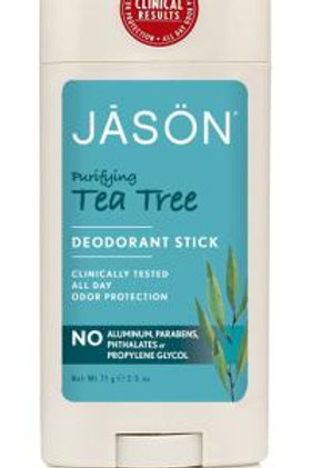 Jason Organic Tea Tree Deo Stick 71g