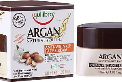 Equilibra Ani-Wrinkle Face cream 50ml