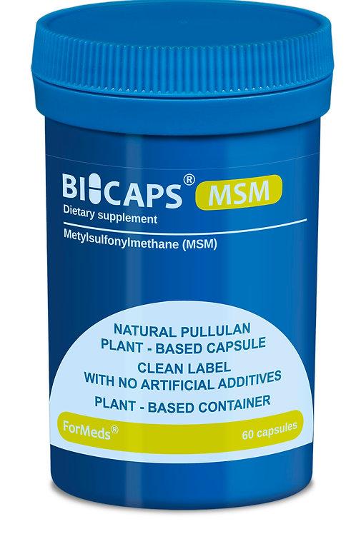 ForMeds Pure BICAPS® MSM 60 Caps