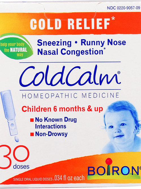Boiron - ColdCalm Baby Baby Cold Relief Drops - 30 Doses