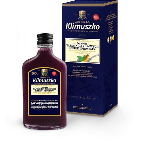 Herb's of father Klimuszko for Kidney 200ml
