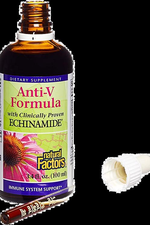 Natural Factors Anti-V Formula 100ml