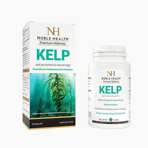 Noble Health KELP Bladderwrack 45 Caps