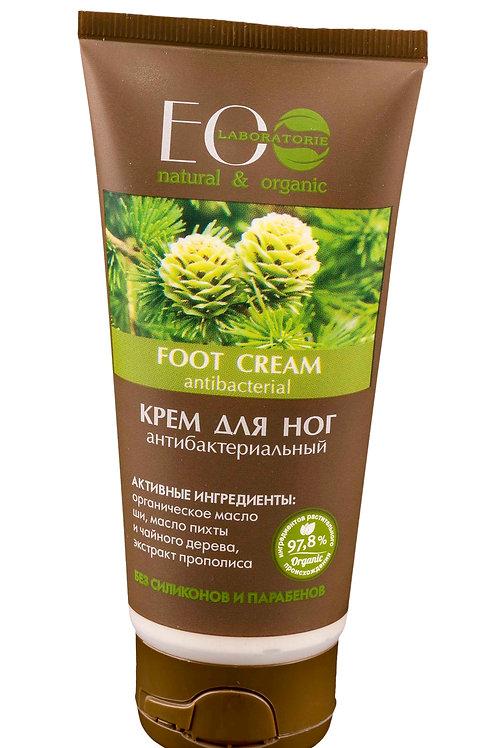 EO Laboratorie Antibacterial Foot Cream 100ml