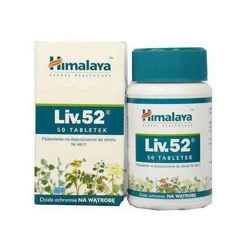 Himalaya Liv 52. 50 tablets