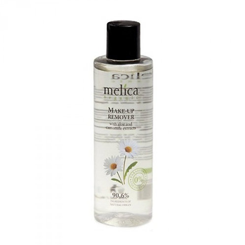 Melica Organic - Eye Makeup Remover with Organic Chamomile and Aloe 200ml