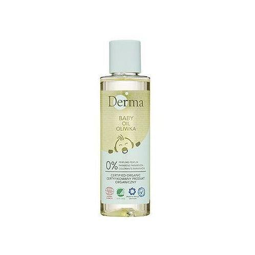 Derma Eco Baby Oil 150ml
