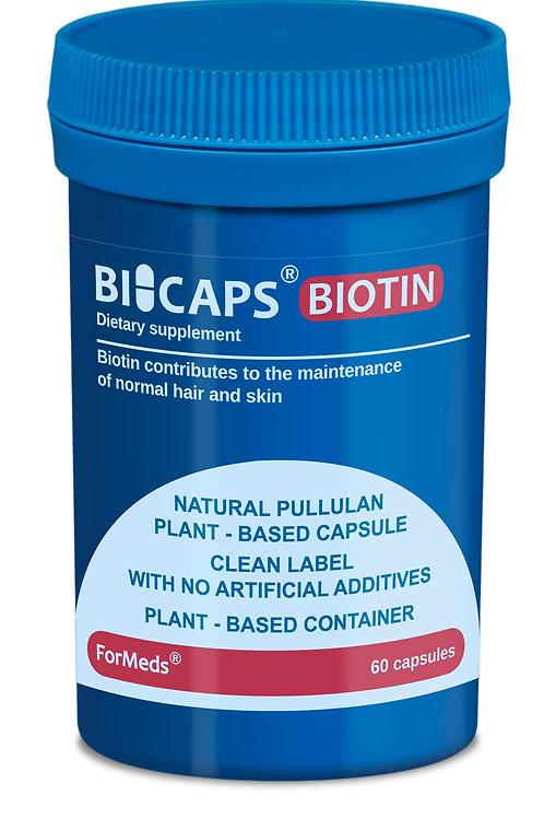 ForMeds BICAPS® Biotin 60 Caps
