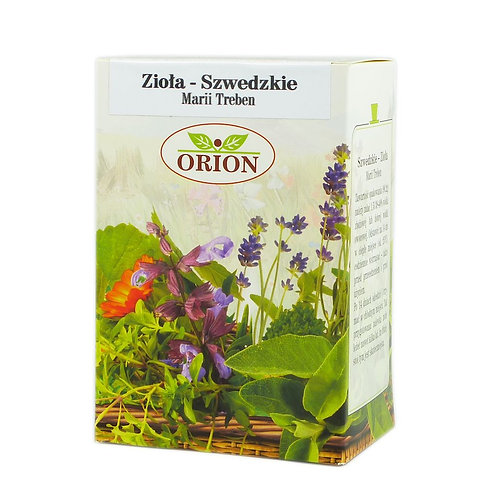 Orion Swedish Herbs With Aloe Maria Treben Oryginal 90.2 g