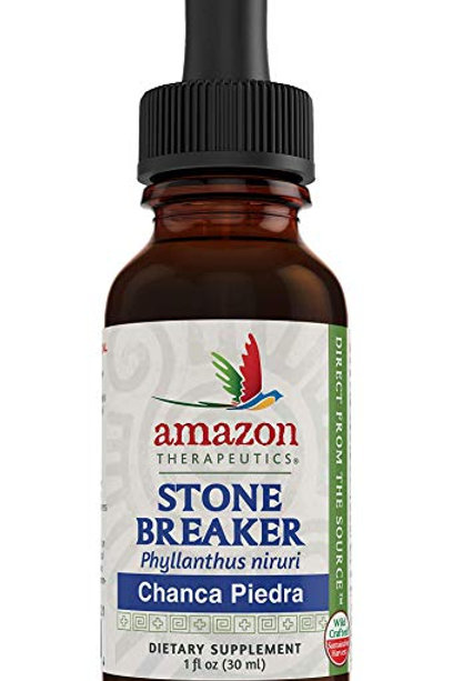 Amazon Therapeutics Chanca Piedra Stone Breaker 30ml