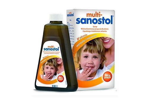 Takeda Multi Sanostol Syrup 300g