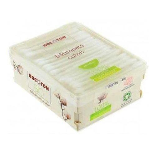 Bocoton Organic Cotton Buds Swabs 200pcs