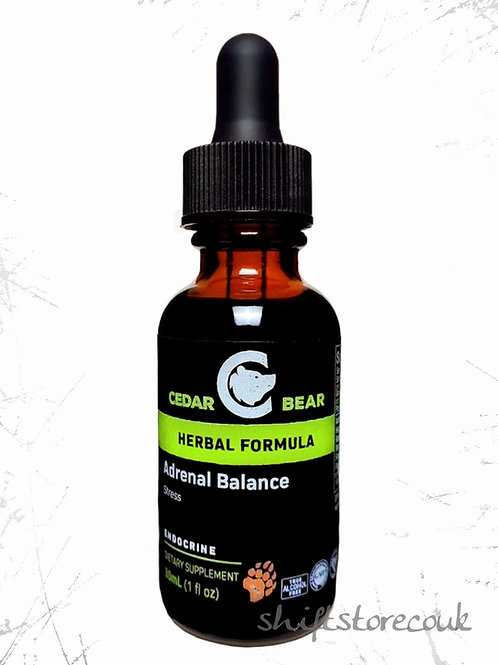 Cedar Bear® Adrenal Balance 30ml