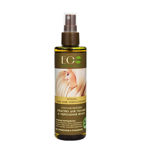 EO Laboratorie Styling & Strengthening Hair Spray 200ml
