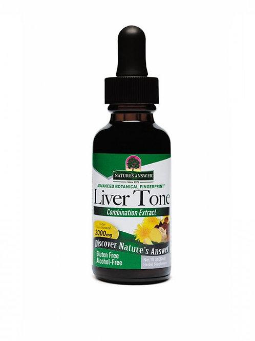 Nature's Answer, Liver Tone 2000 mg, 30 ml