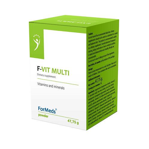 ForMeds F-Vit Multi - Pure Multivitamin - 30 Portions