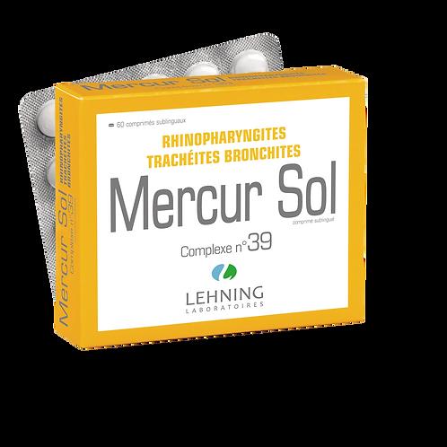 Lehning Mercurius Solubilis ( Mercur Sol ) 80 Tabs