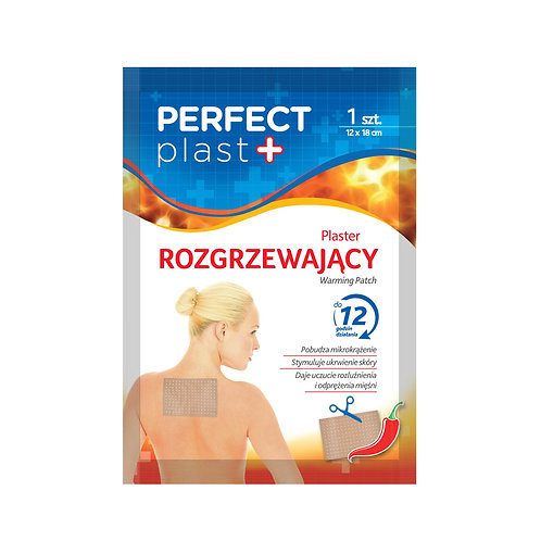 Perfect Plast Warming patch 1pc 12/18cm