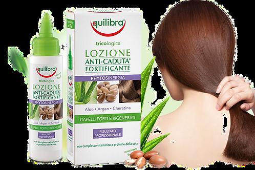 Equilibra Aloe Vera - Argan - Keratin Anti Hair Loss Lotion 75ml