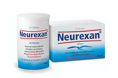 Heel Neurexan 50 Tabs for stress and sleep