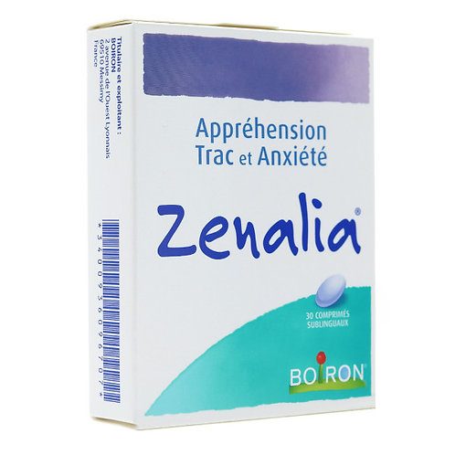 Boiron Zenalia ( Quietude ) - 30 sublingual tablets