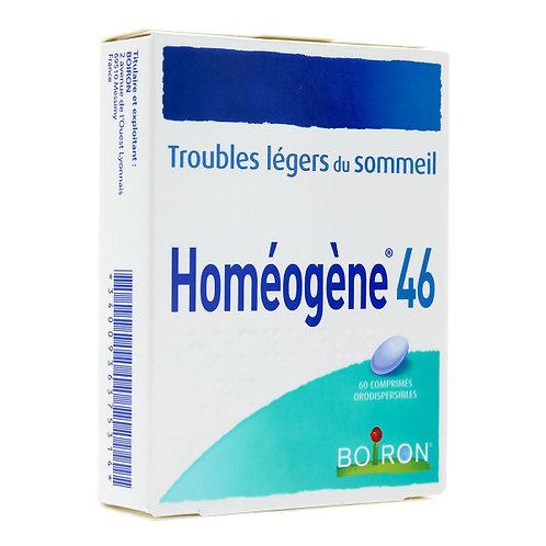 Boiron Homeogene 46, 60 orodispersible tablets ( Sedalia )
