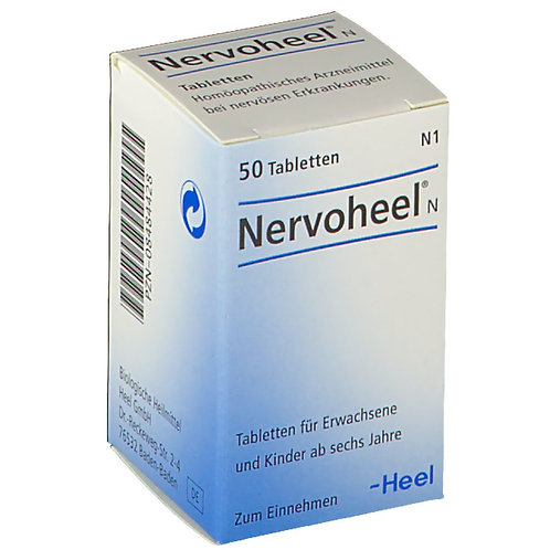 Heel Nervoheel N - 50 Tablets