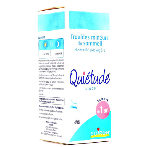 Boiron Quietude Syrup 200ml