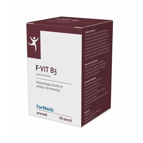 ForMeds F-Vit B3 - Natural Niacin 48g - 60 Portions
