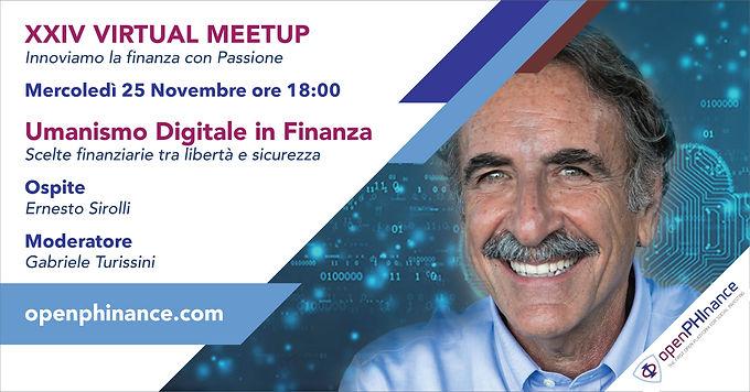 Umanismo Digitale in Finanza