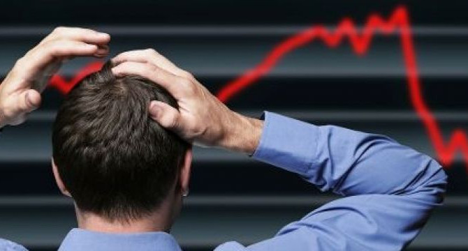 How big is the Ulcer caused by Financial Markets?
