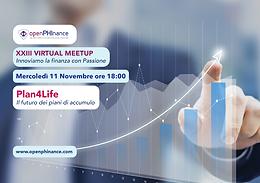 Plan4Life - Il futuro dei piani di accumulo