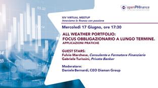XIV Meetup All weather portfolio - FOCUS