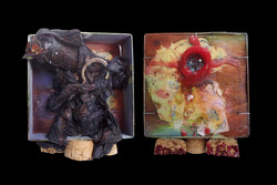 Die Mumie und ihr Ba-Geist