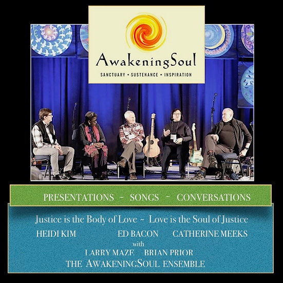 Flash Drive - AwakeningSoul 2018 Talks, Music, and More