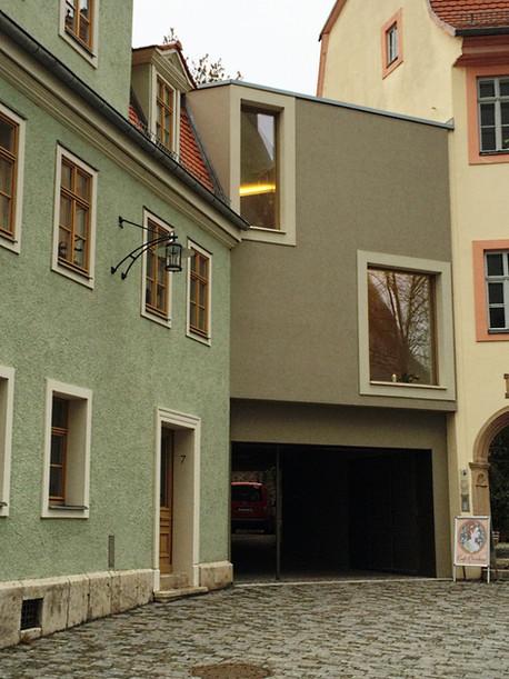 Neubau Herderkirchzentrum