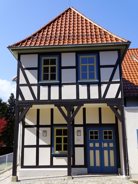 Treffurt-Bürgerhaus-Umbau Turnhalle
