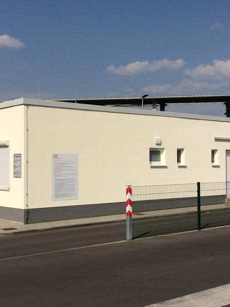Betriebsgebäude SWE