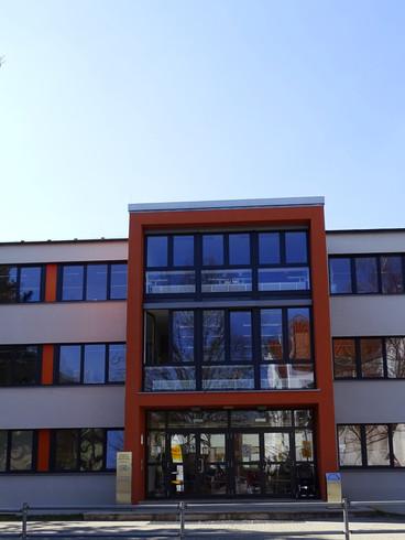 Heineschule-Aufstockung Westflügel