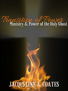 Transition of Power Ministry & Power of the Holy Spirit