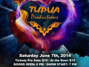 SCMA & Team Tupua Fundraiser