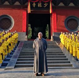 Grand Master Shi Yan Xu