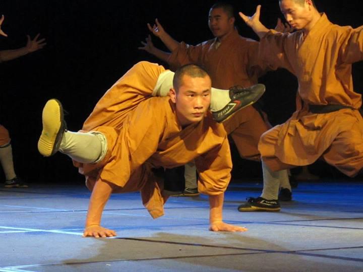 Shaolin Temple Cultural Festival