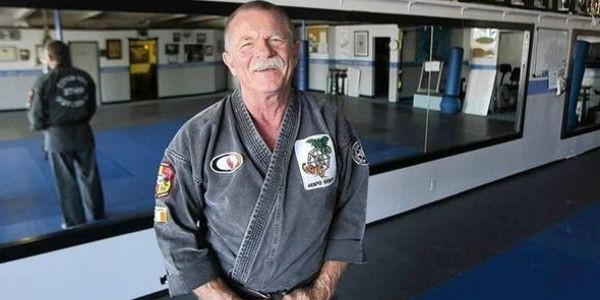 Senior Master Bob White
